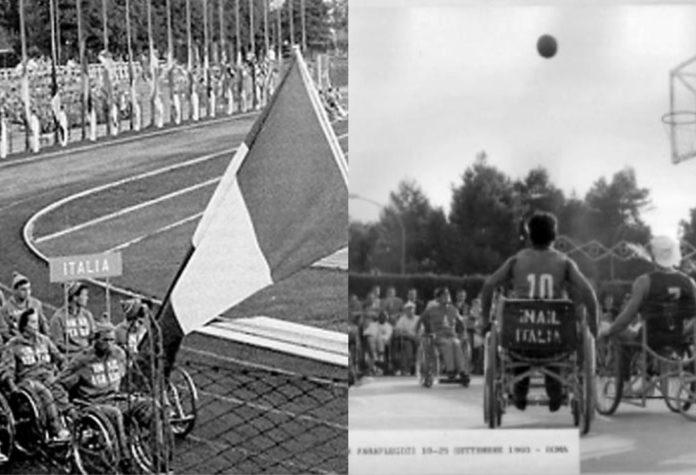 celebrazioni prime paralimpiadi roma 1960