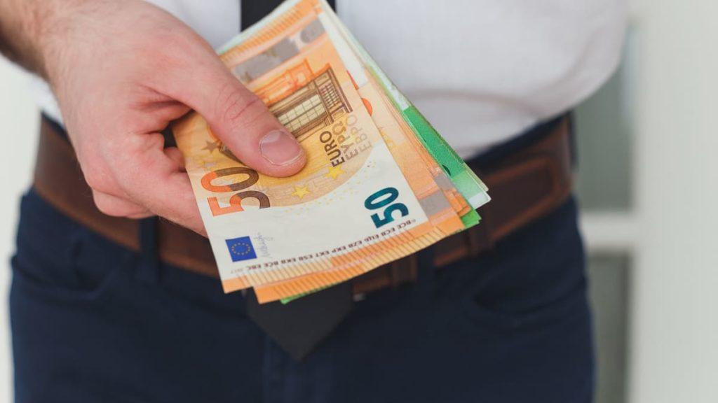 modalità di pagamento per aumento pensioni di invalidità