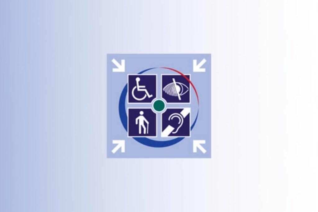 nardone pittogramma simbolo disabile