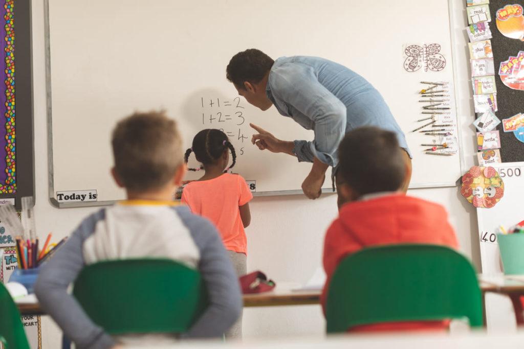 insegnante per autismo e scuola