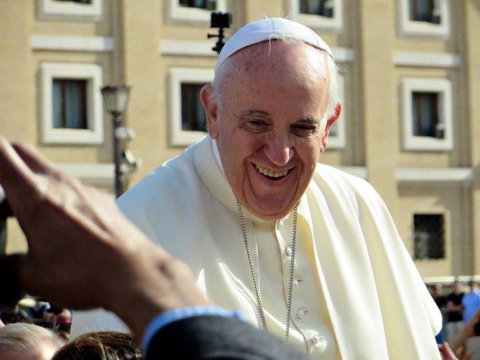 intervento di papa francesco a giornata mondiale disabilità