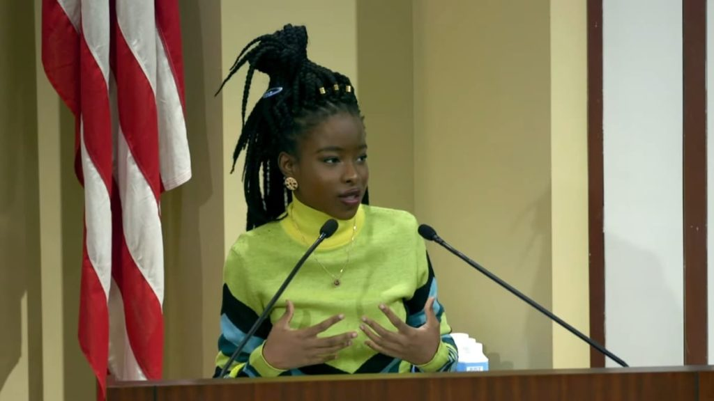 attivista e poetessa amanda gorman