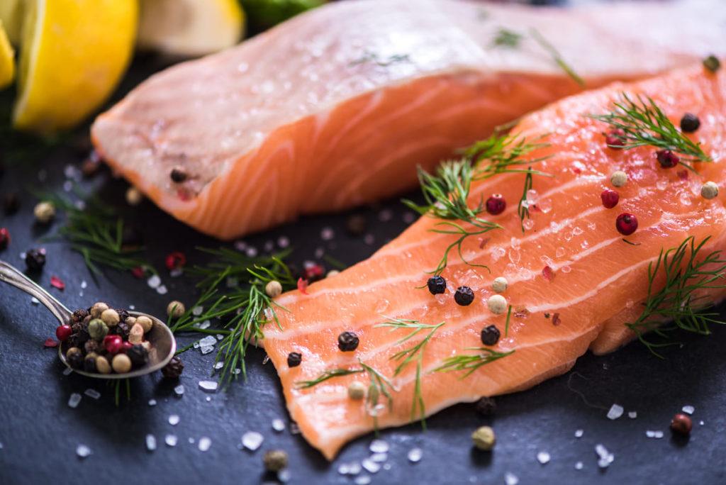 dieta di pesce per artrite reumatoide
