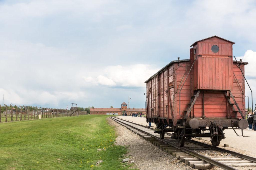 auschwitz birkenau campo di concentramento