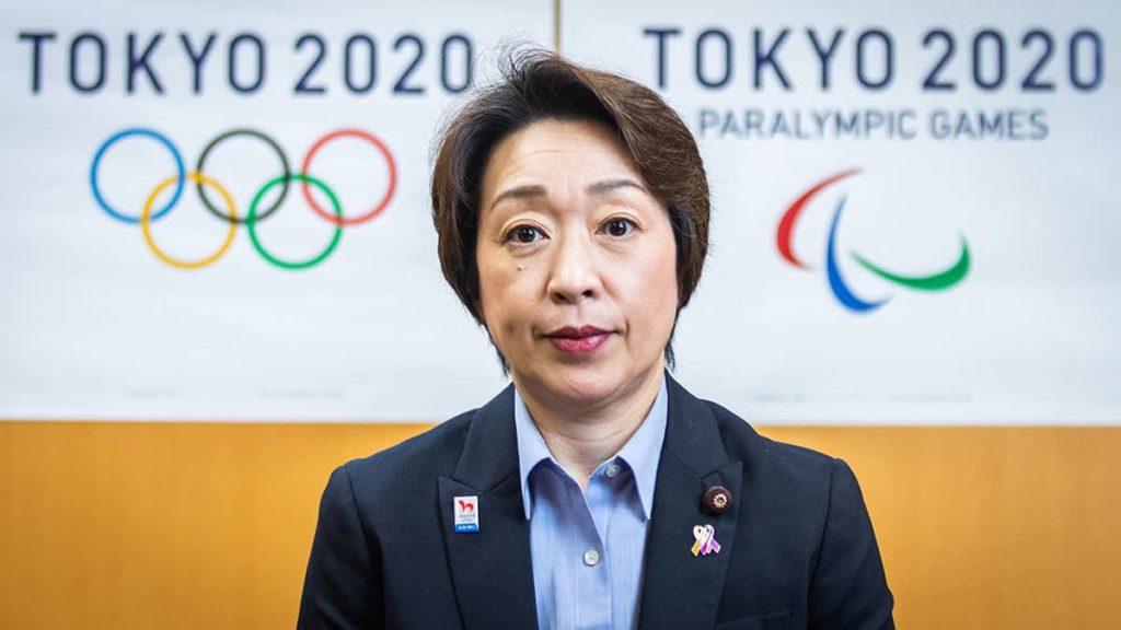 seiko hashimoto presidente tokyo 2021 dopo mori