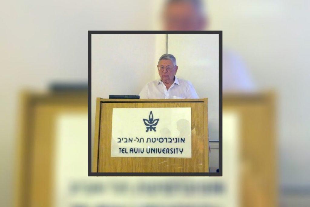 Il pediatra israeliano Zvi Laron sindrome di laron