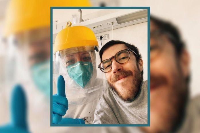iacopo melio vince contro il Coronavirus