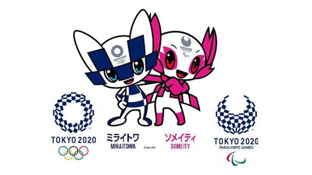 mascotte delle paralimpiadi di tokyo 2020