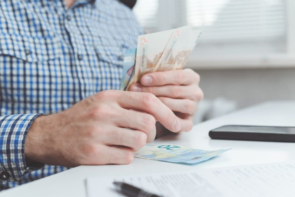 Le spese sanitarie pagate in contanti