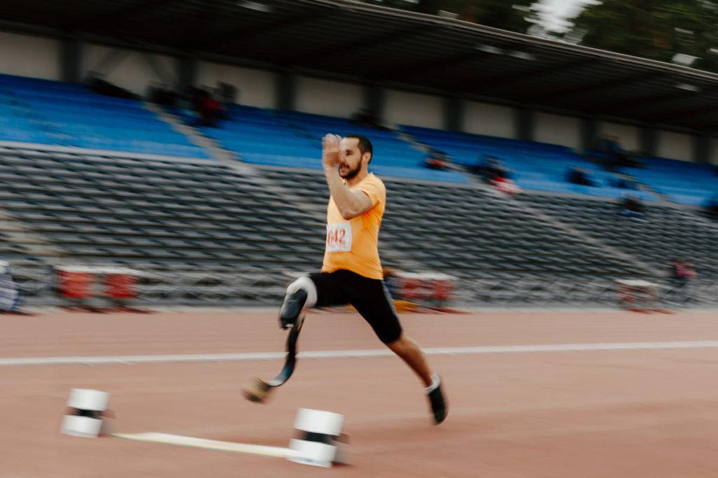 benefici dello sport per disabili