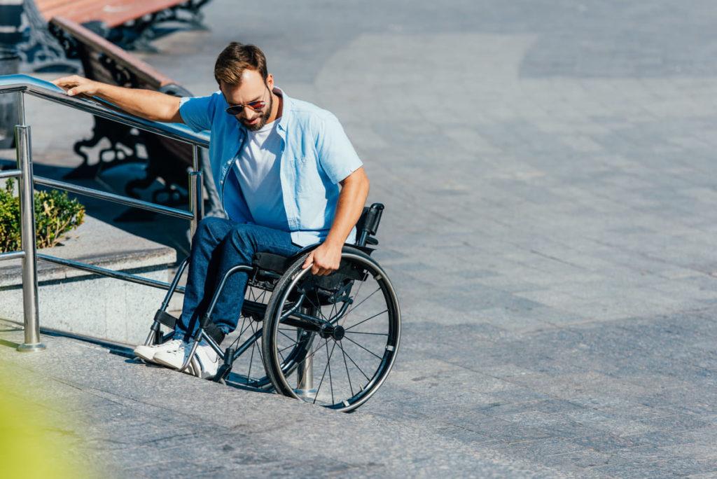 rampe per disabili