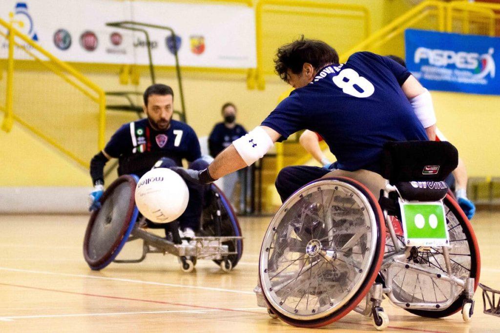padova rugby in carrozzina vince la supercoppa italiana