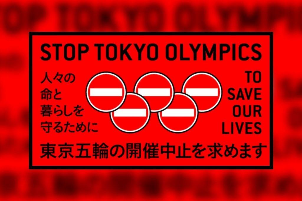 petizione online contro tokyo 2020