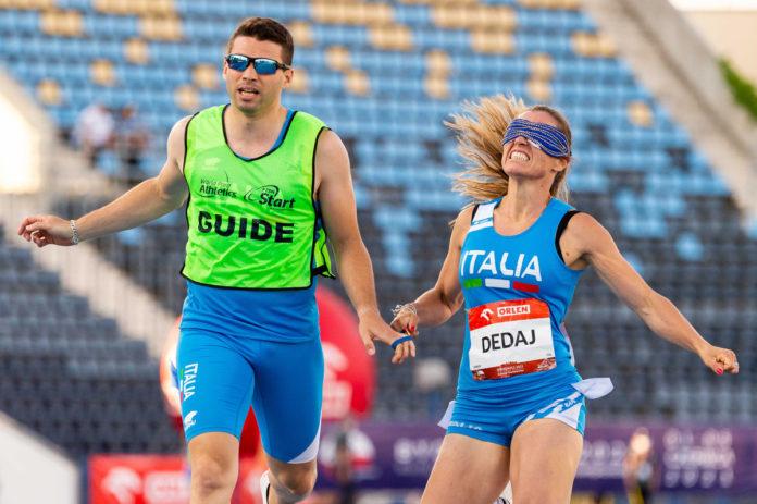 europei di Bydgoszcz di atletica paralimpica