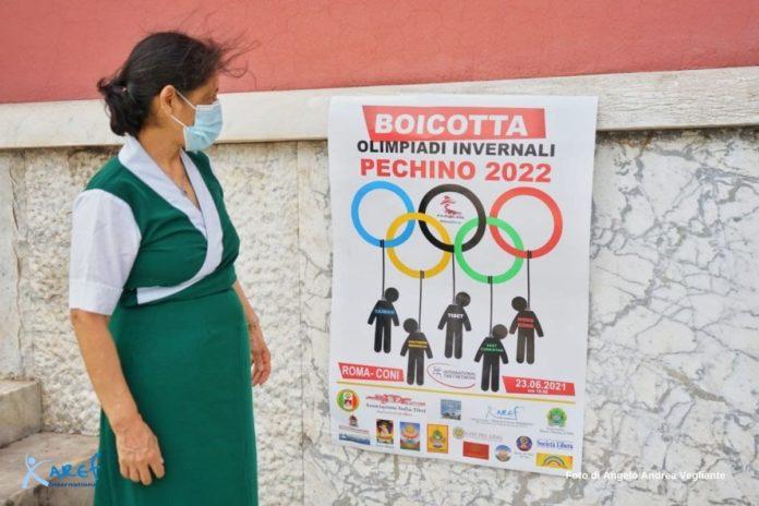 boicottaggio olimpiadi paralimpiadi pechino 2022