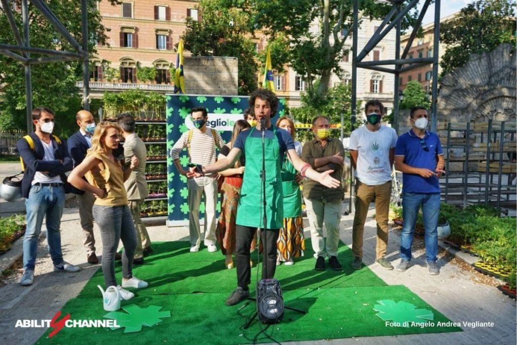 evento cannabis roma