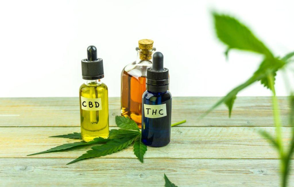 cosa sono thc cbd cannabis