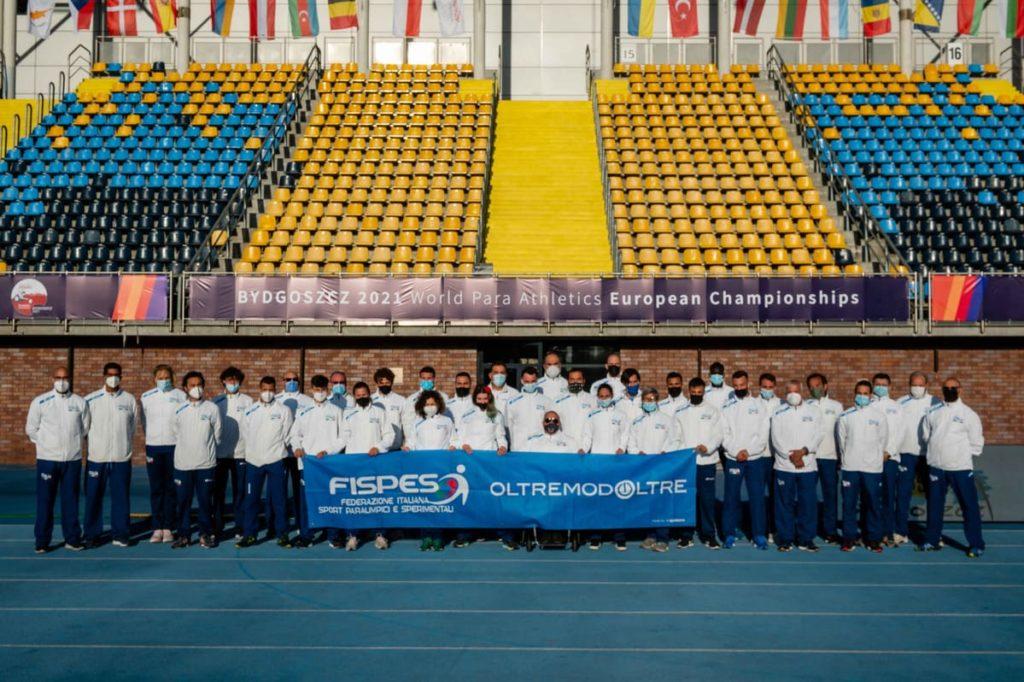 Bydgoszcz atletica paralimpica
