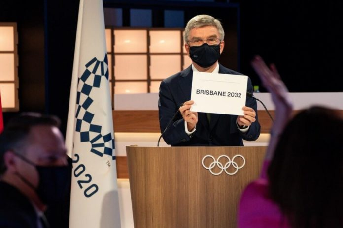 olimpiadi e paralimpiadi brisbane 2032