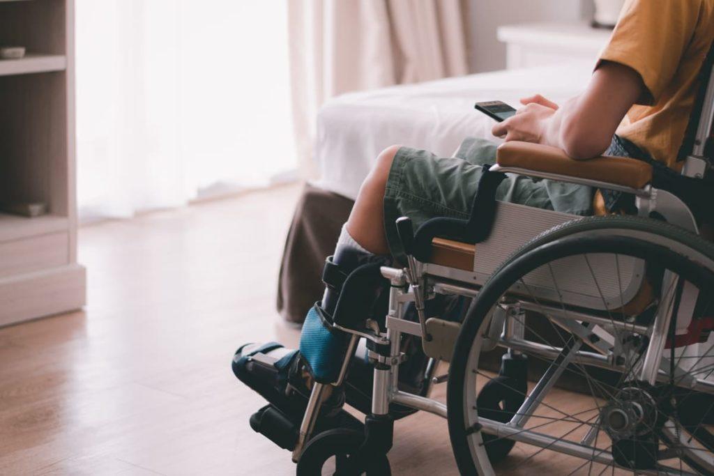 effetti del covid sui bambini disabili
