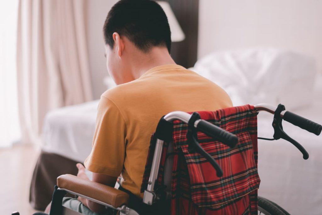 effetti covid lockdown bambini disabili