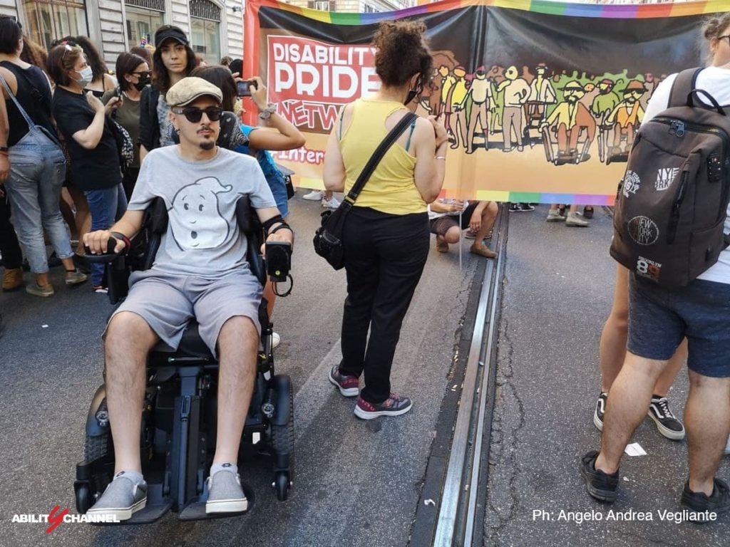 disability pride roma