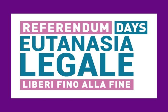 raccolta firme referendum eutanasia legale