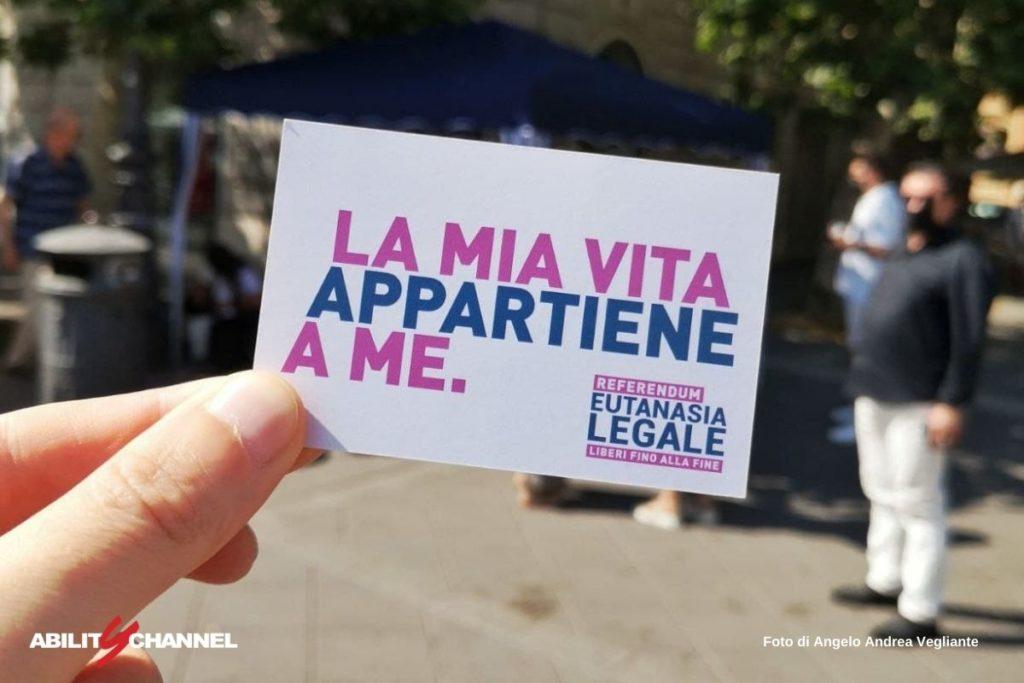 firmare referendum eutanasia legale in italia