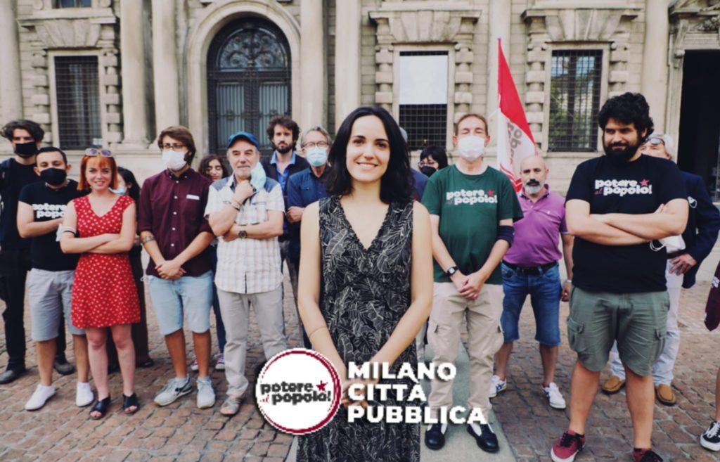 Bianca Tedone elezioni amministrative 2021 milano