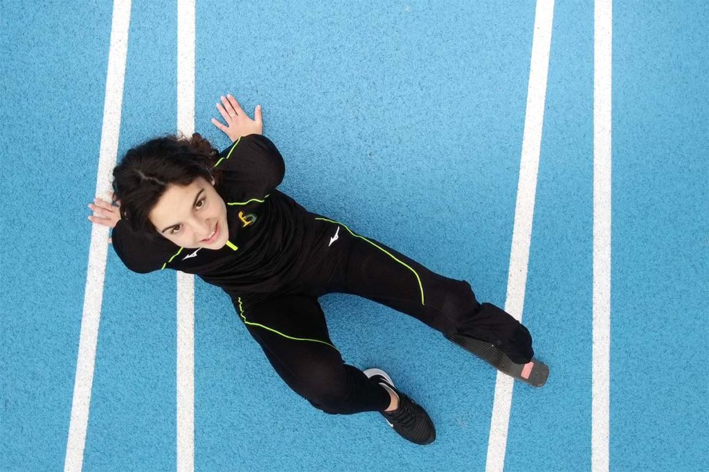 atletica paralimpica ambra sabatini
