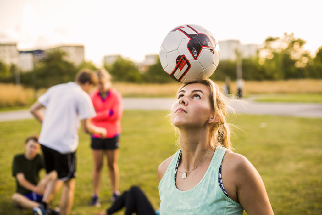 demenza senile e calcio