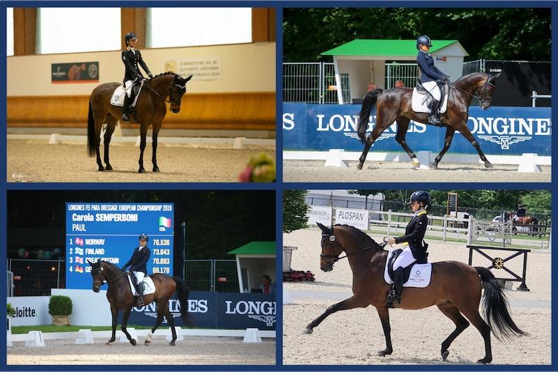 equitazione paralimpica italia tokyo 2020