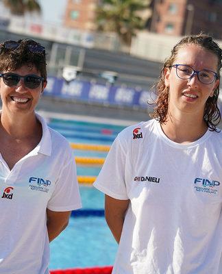 Giorgia Marchi e Nicoletta Giannetti