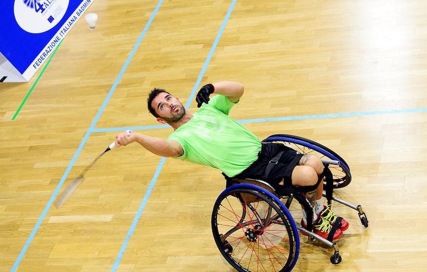 programma e orari paralimpiadi tokyo 2020 badminton