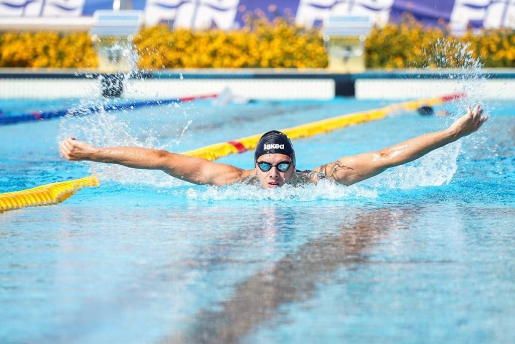 orari programma paralimpiadi tokyo 2020 nuoto