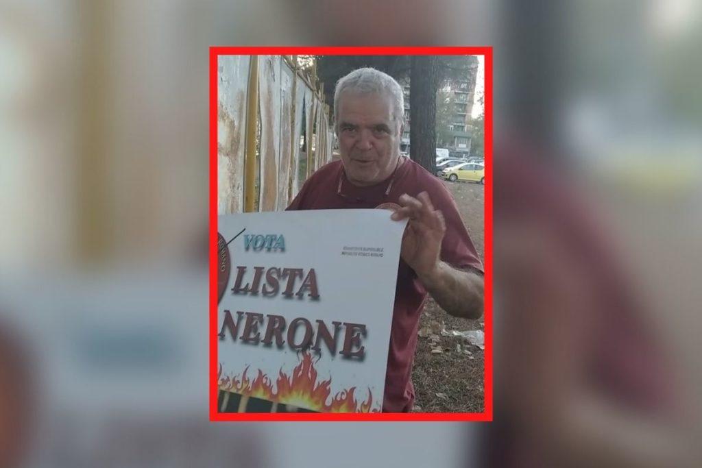 sergio iacomoni candidato sindaco elezioni roma 2021