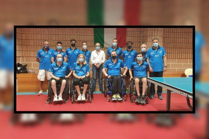 tennistavolo paralimpico italia a tokyo 2020