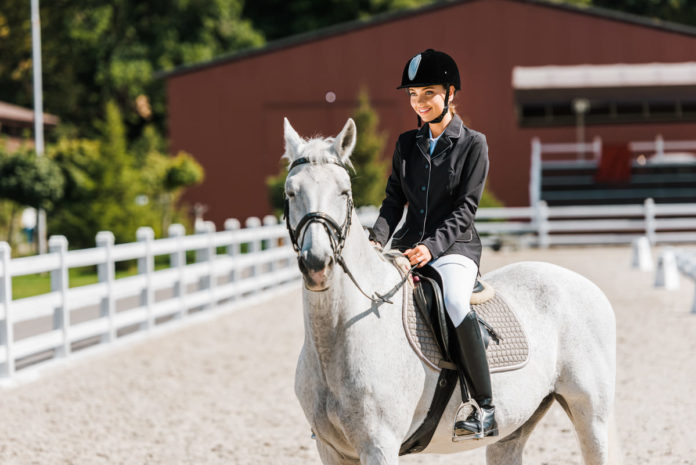 paradressage equitazione paralimpica tokyo 2020