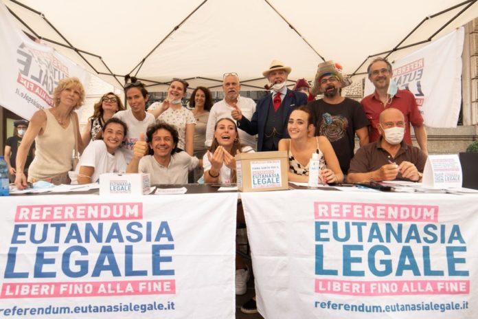 dopo 30 settembre referendum eutanasia legale