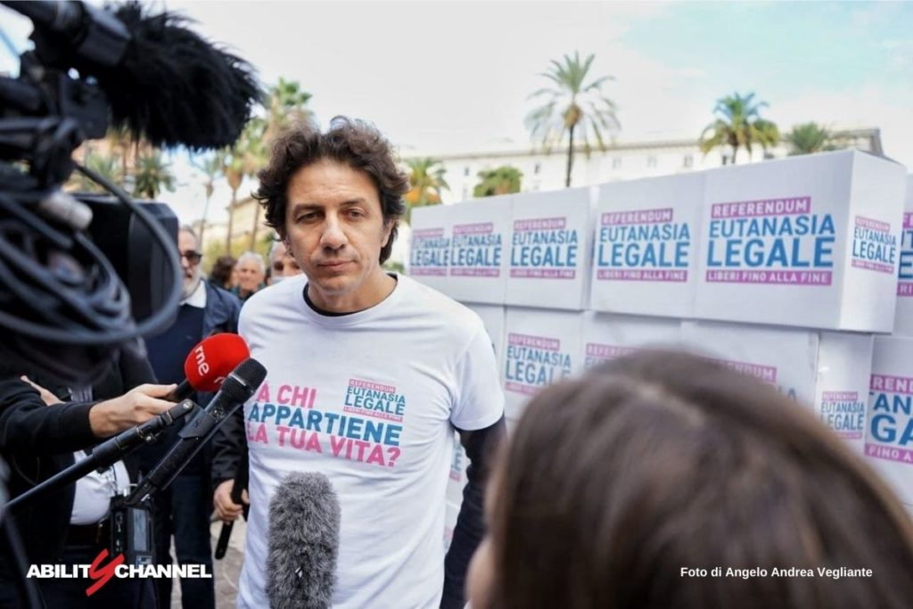 marco cappato referendum eutanasia legale