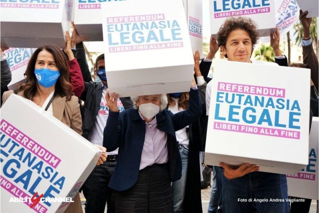 firme depositate referendum eutanasia legale